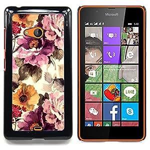 "Planetar ( Dios Majestic Nubes Sun sueño"" ) Nokia Lumia 540 Fundas Cover Cubre Hard Case Cover"