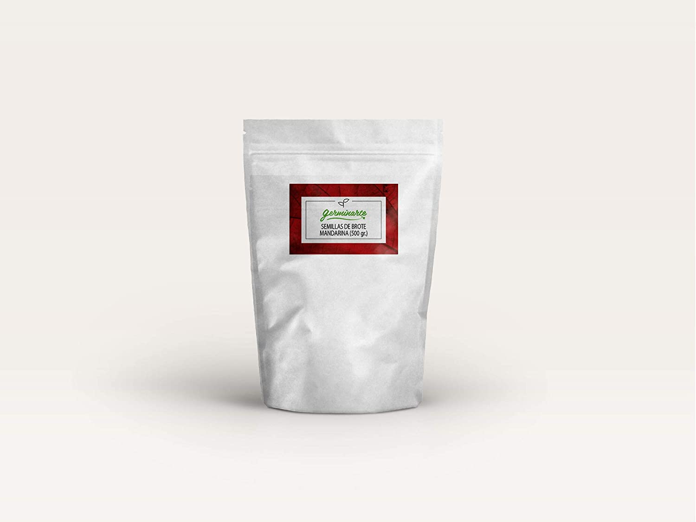 SEMILLA DE BROTE MANDARINA - 1 kgr 100 gr.- 500 gr grande, 1 kg. | 360 semillas//gramo