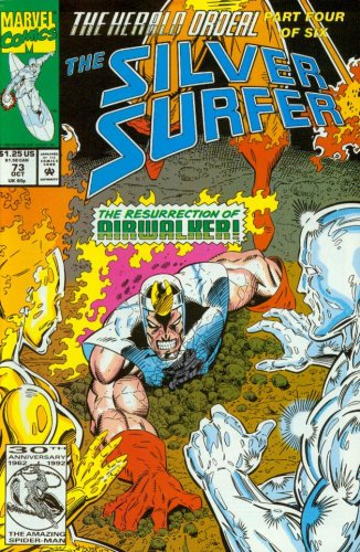 Silver surfer 73