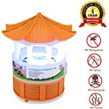 Ylovetoys Non-toxic Mosquito Killer Lamp,Mosquito Trap, Electronic Insect Killer, Mosquito Zapper, Fly Killer, Bug Zapper for Indoor and Outdoor Use