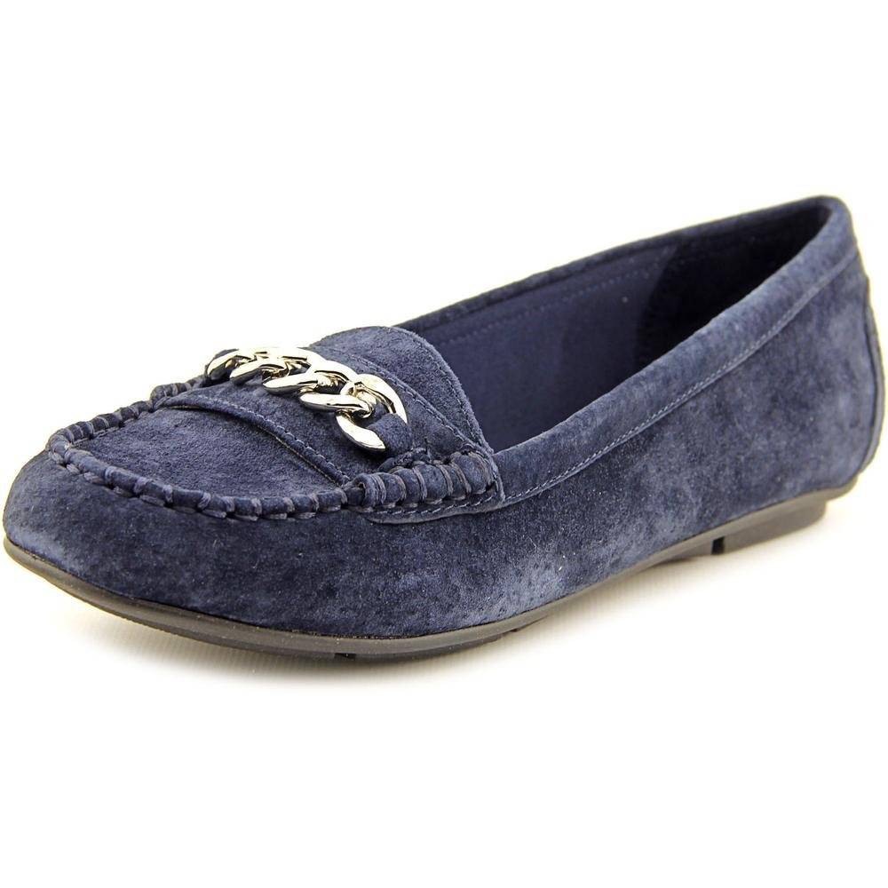 f9327ecde7e Vionic Women s Orthotic Suede Moccasins w Chain