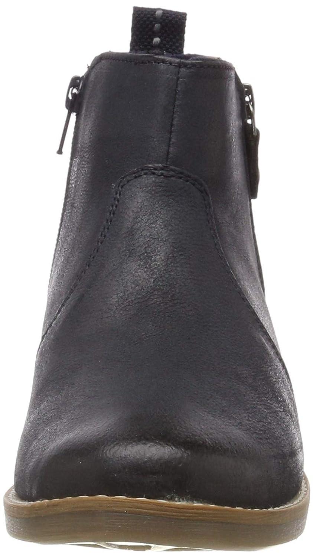 S.Oliver Damen 5-5-25300-32 805 Chelsea Stiefel Stiefel Stiefel Blau (Navy), 40 EU e7e4b9
