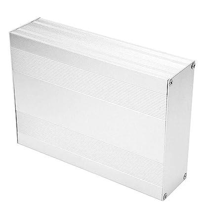 Caja de plata de enfriamiento del instrumento de aluminio de ...
