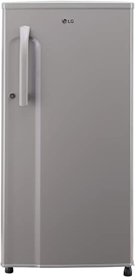 LG 188 L 3 Star Direct Cool Single Door Refrigerator  GL B191KDGD, Dim Grey