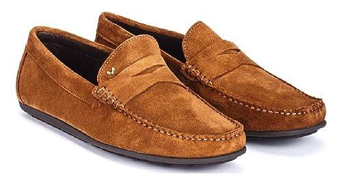 Martinelli, 412-2114SYP, Copete Cognac de Hombre: Amazon.es: Zapatos y complementos