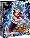 Super Dragon Ball Heroes Official 4 Pocket Binder Set Kyukyokunogokui