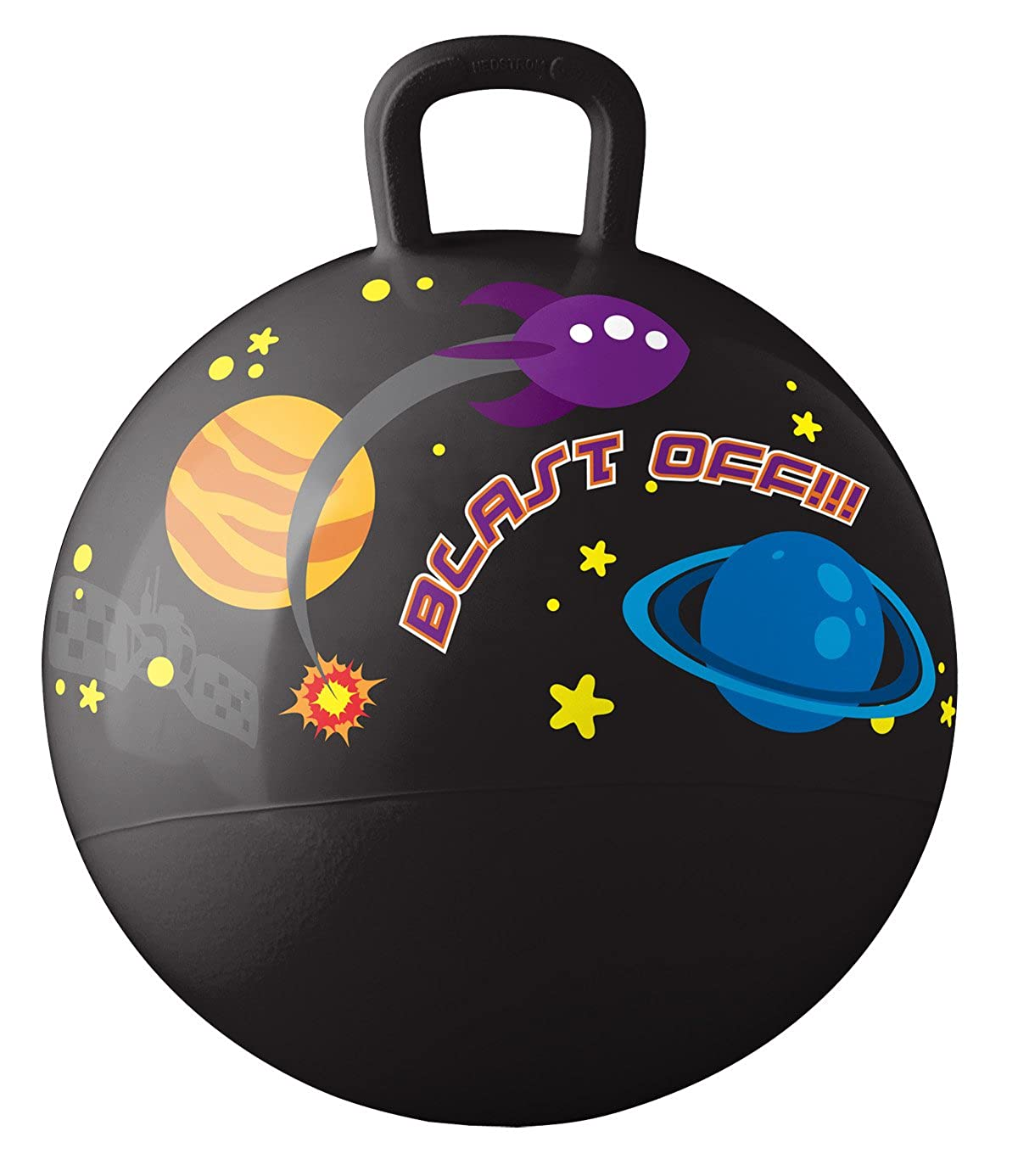 18-Inch Ball Bounce and Sport TOYS Hopper