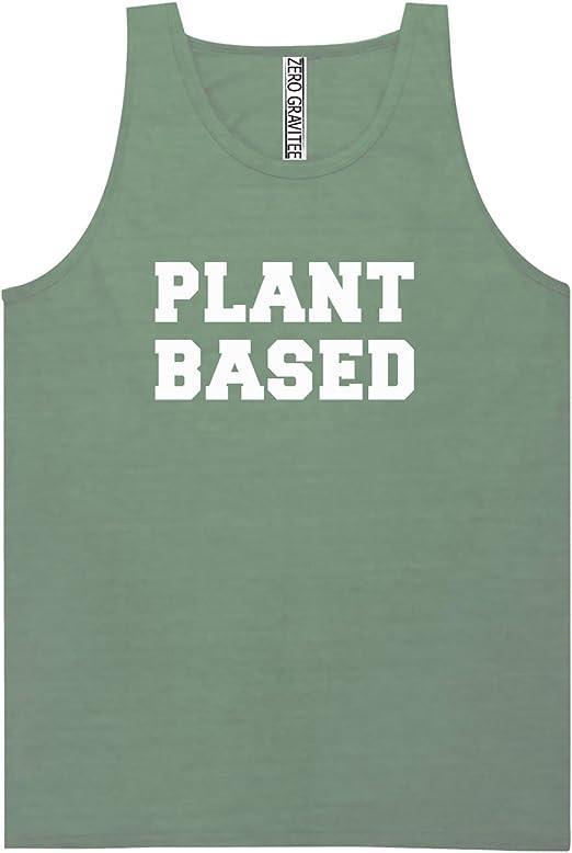 ZeroGravitee Plant Based Adult Pigment Dyed Tank Top