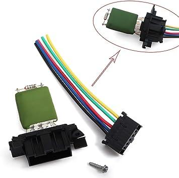 Heater Resistor Wiring Loom Repair Kit For Alfa Romeo Mito 2008 Onwards
