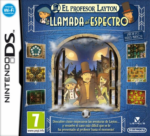 Prof Layton & Spect Call Nds Pt+ Puntero Proyector Toy Story ...