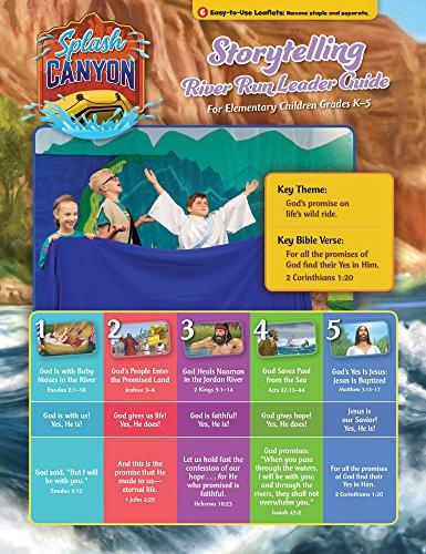River Run Storytelling Guide (CD) - Vbs 2018 River Run Storytelling Guide (CD) - Vbs 2018 (Splash Canyon - God's Promise on Life's Wild Ride)