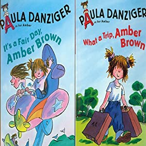 'It's a Fair Day, Amber Brown' and' What a Trip, Amber Brown' Audiobook