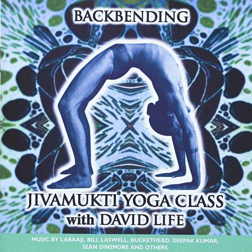 Jivamukti Yoga Class Vol. 7 - Backbending CD & DVD with David Life by Jivamukti Yoga Inc.