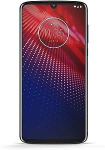 Moto Z4 - For Verizon - 128 GB - Flash Gray (Renewed)