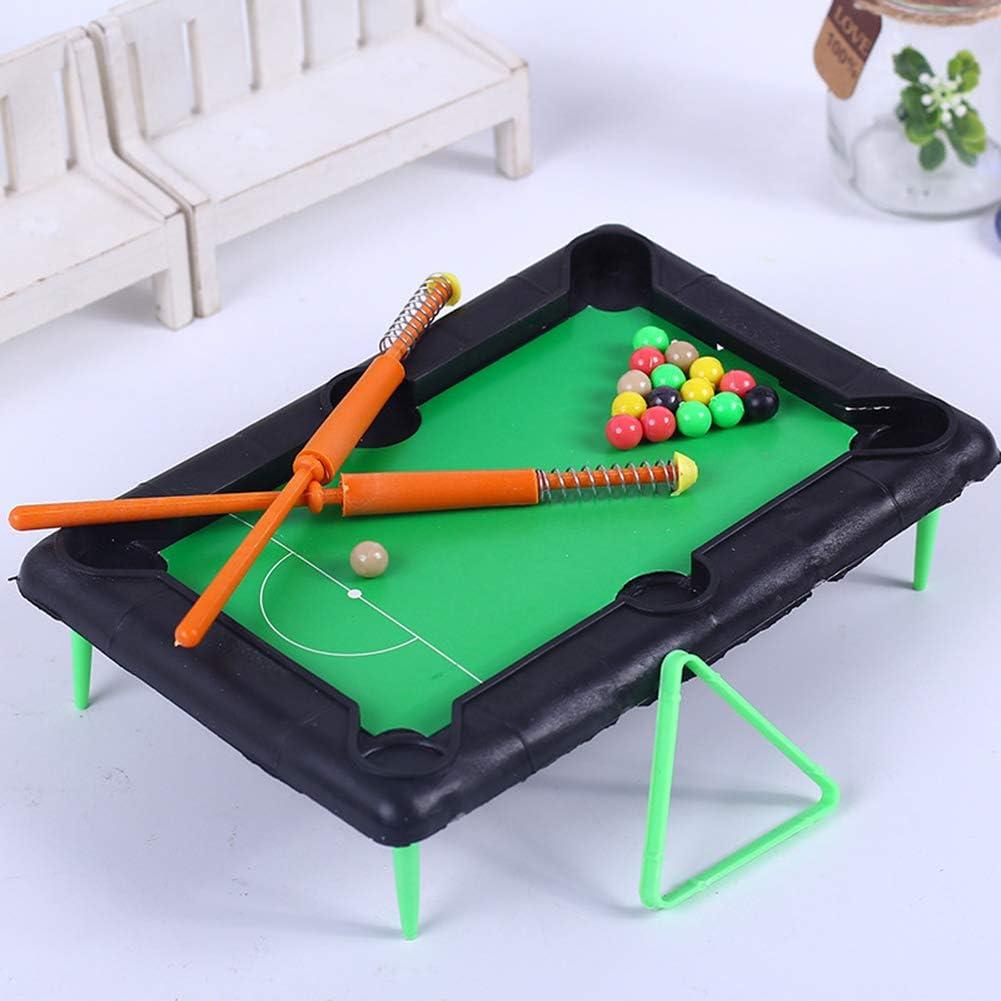 WiFndTu - Juego de mesa de billar portátil para niños: Amazon.es: Bebé
