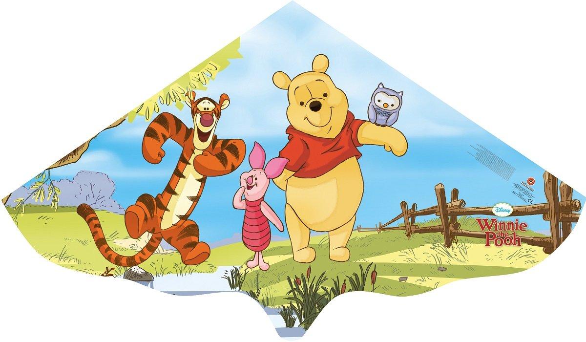 Günther 1105 - Kinderdrachen Winnie the Pooh Guenther - 1105 Flugspielzeug (Drachen etc)