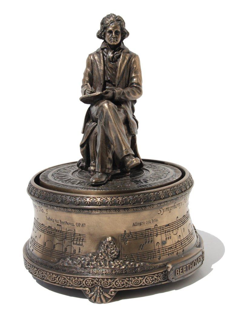 【 新品 】 Ludwig van Beethoven音楽ボックスCold Cast van Bronze Cast B01F7WDG92 B01F7WDG92, カメラLIFE応援Shop -Photo M-:c39ec73c --- arcego.dominiotemporario.com