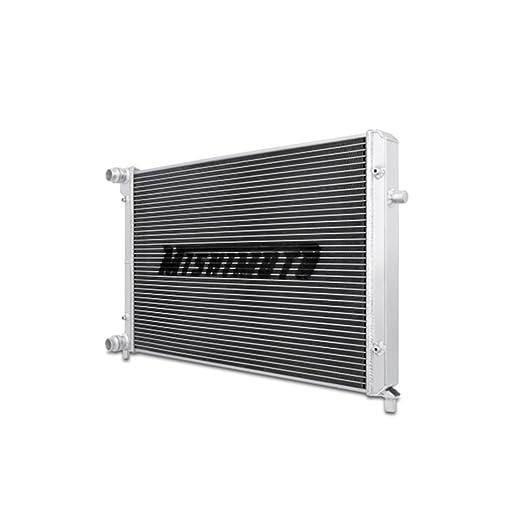 Mishimoto MMRAD-MK5-08 R32 Performance - Radiador de aluminio, color plateado: Amazon.es: Coche y moto