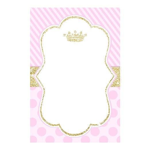 30 tarjetas en blanco de agradecimiento con invitaciones de ...