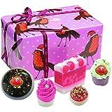 Bomb Cosmetics Rockin Robin Handmade Gift Pack
