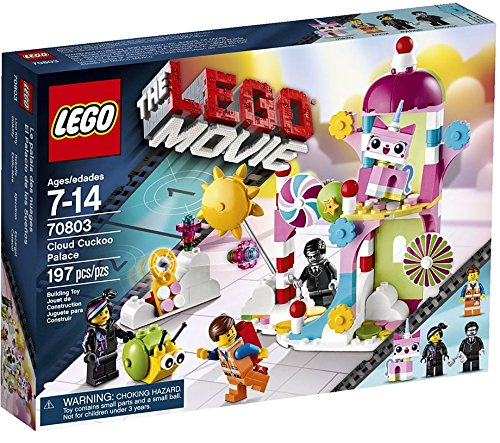 LEGO Movie 70803 Cloud Cuckoo Palace Over Passage Set