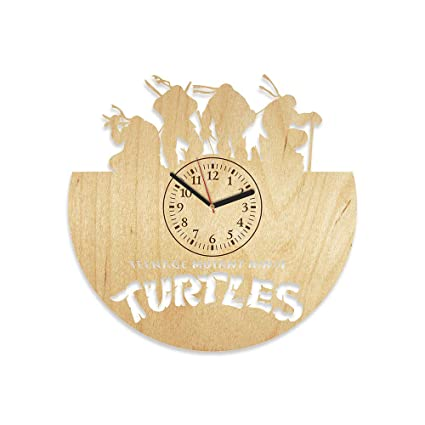 Amazon.com: NadezhdaShop Ninja Turtles Cartoon Birthday Gift ...