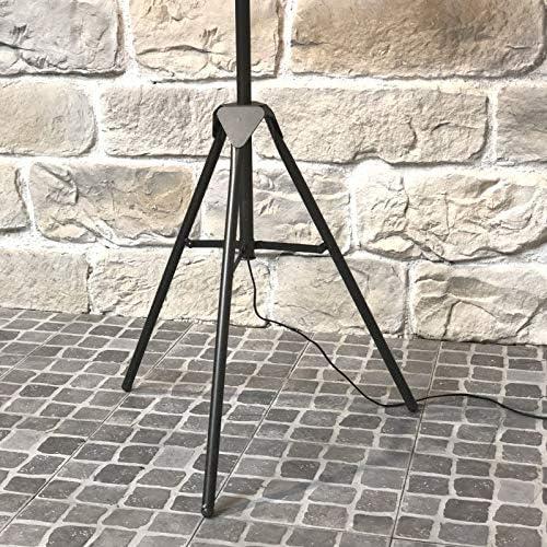 chemin/_de/_campagne Lampadaire Industriel sur Tr/épied sur Pied Lampe Industrielle 185 cm