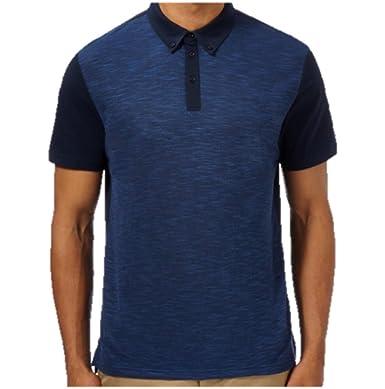 Ben Sherman - Polo - para Hombre Azul Azul Marino/Azul XXX-Large ...