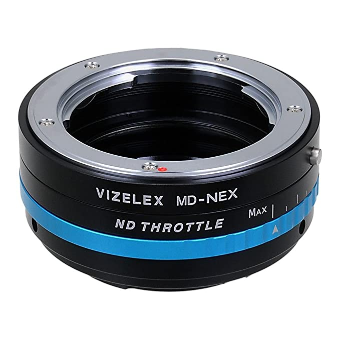 Fotodiox Pro - Adaptador Vizelex ND filtro con construido en ...