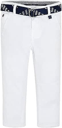 Mayoral, Pantalón para niño - 3531, Blanco