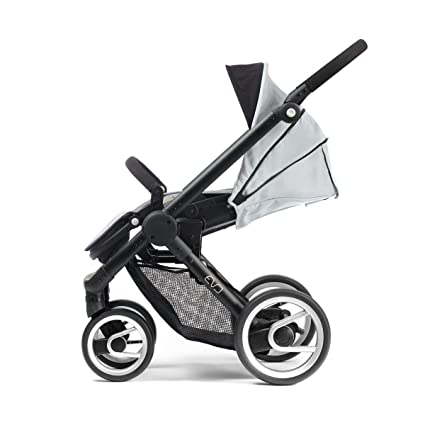 Mutsy Evo Traditional stroller 1seat(s) Color blanco - Cochecito (Traditional stroller,