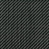 Carbon Fiber Fabric, 7.2 oz x 50'' wide, 3k, 2x2 Twill. 20 yard roll
