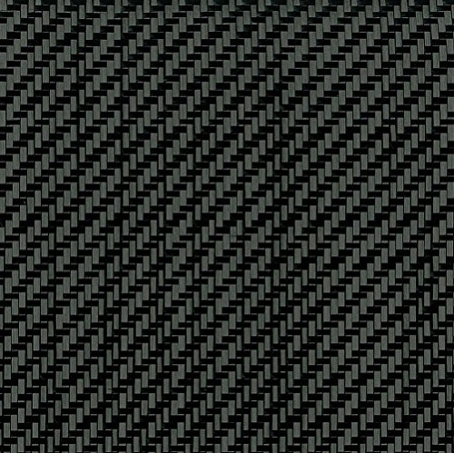Carbon Fiber Fabric, 7.2 oz x 50'' wide, 3k, 2x2 Twill. 10 yard roll by Fiberlay Inc.