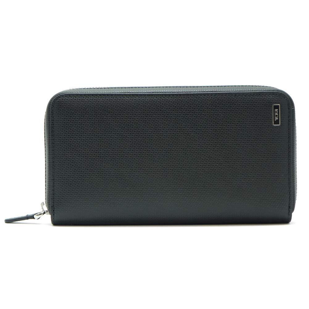 (トゥミ) TUMI 11903877 D MONACO メンズ ラウンドファスナー長財布 ブラック 小銭入れ付 ジップアラウンドトラベルウォレット [並行輸入品] B07QWPZ8VZ