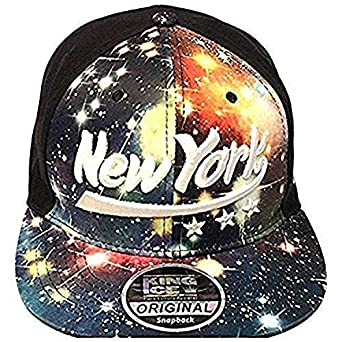 0ea184ea252 King Ice New York Galaxy Era Snapback Caps Baseball Hats Mens Ladies Hip  Hop Bling Hats
