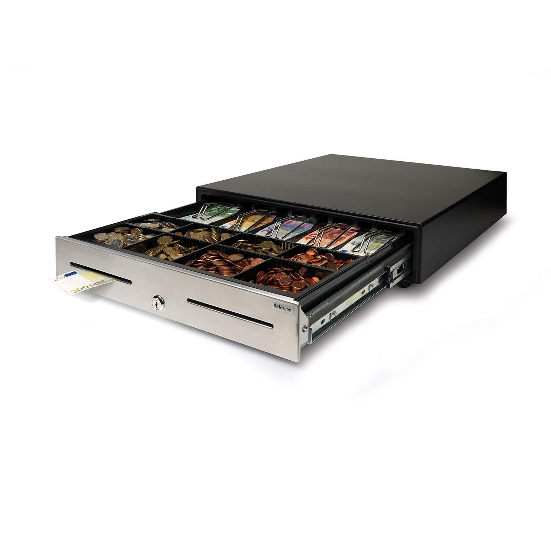 Safescan HD-4646S - Cajón portamonedas para uso intensivo
