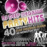 DJ Deep Megamix Partyhits