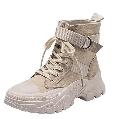 precio competitivo entrega gratis múltiples colores Qingsiy Zapatillas Deportivas de Mujer Gimnasio Fitness ...