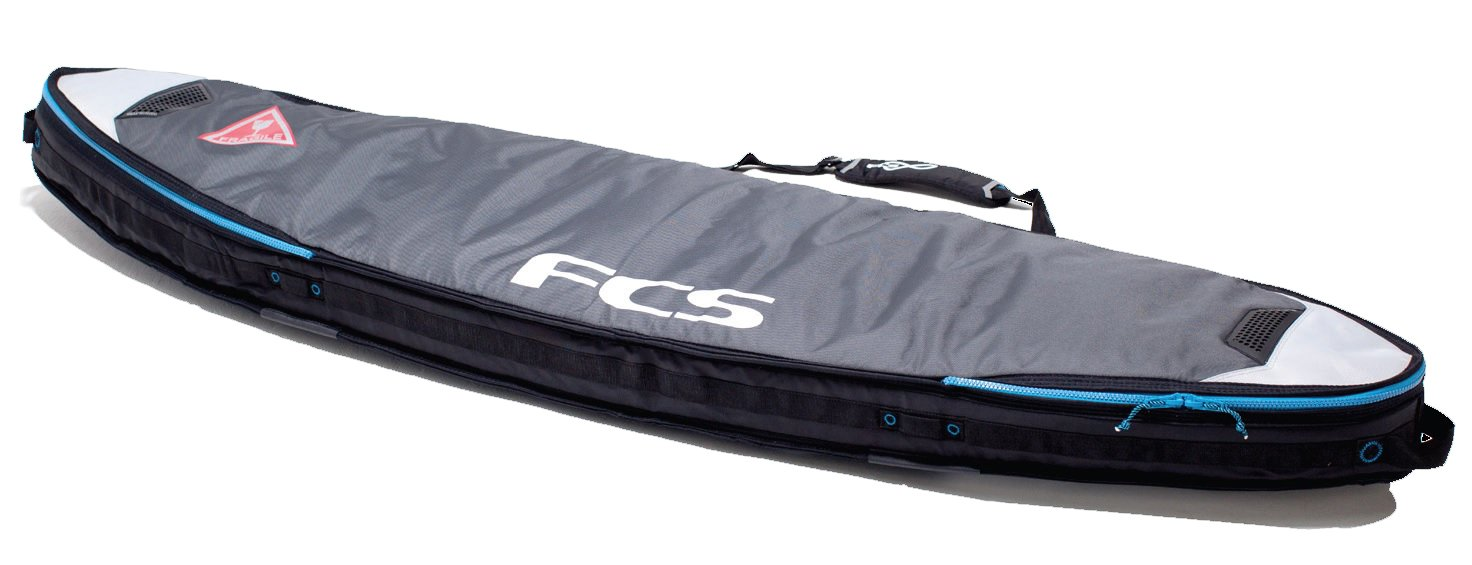 FCS Double Travel Cover - Shortboard - 6'7'' by FCS (Image #1)
