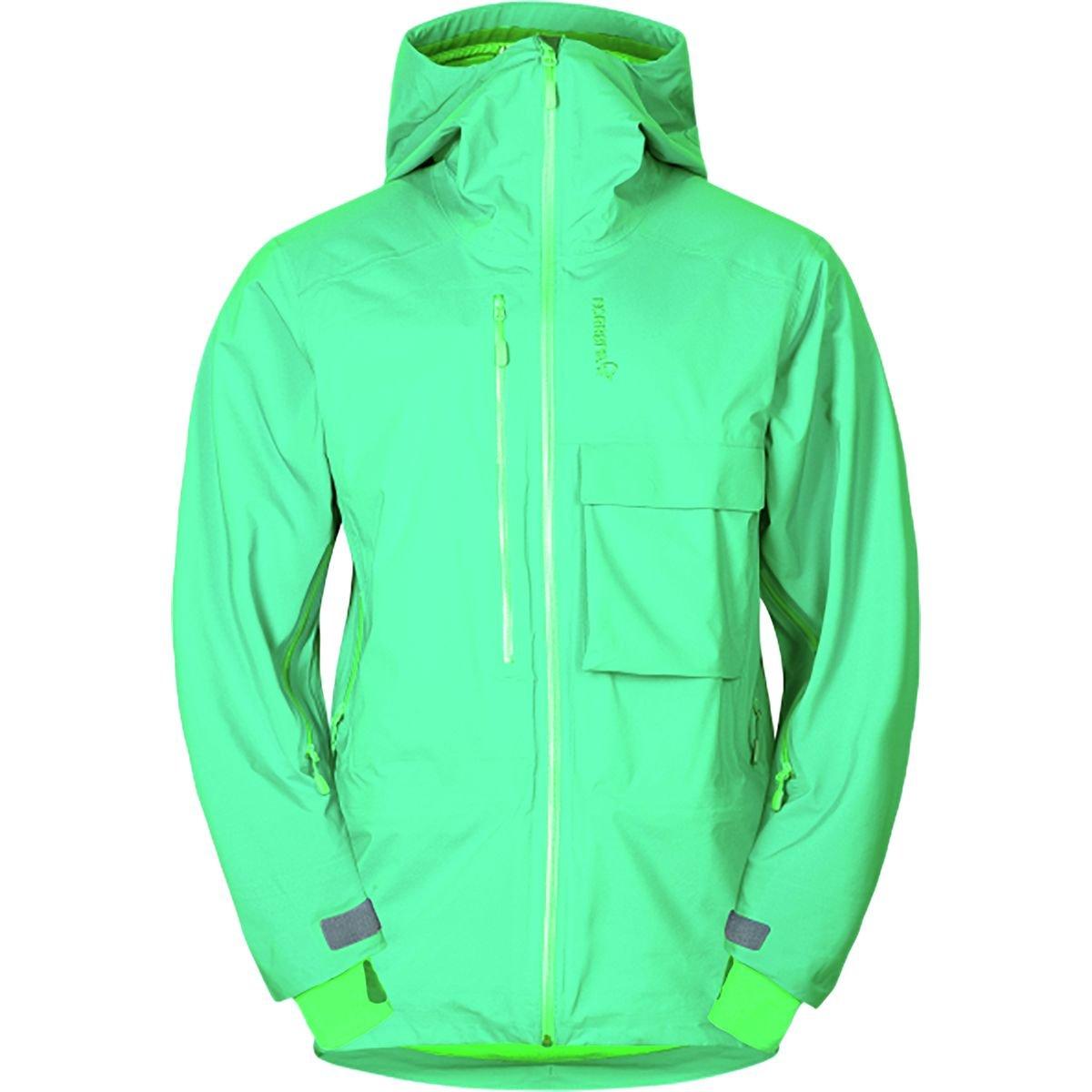 NORRONA(ノローナ) Lyngen Driflex3 Jacket Men's 3200-15 B013Q9OJN0 M|Chrome Green Chrome Green M