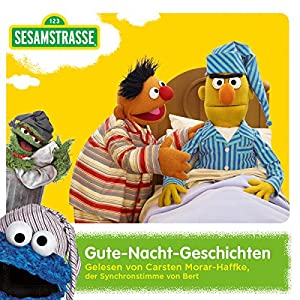 Sesamstraße: Gute-Nacht-Geschichten Hörbuch