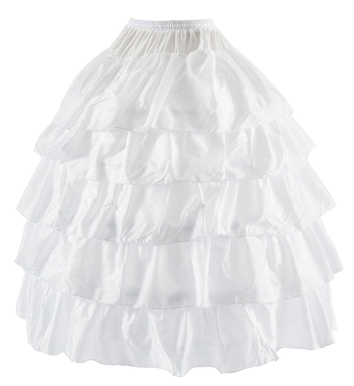 328ec45ad2e Robe de mariée Jupons Crinoline 4 Cerceau Mariage Jupon mariée Jupon Robe de  mariée Jupons Femme