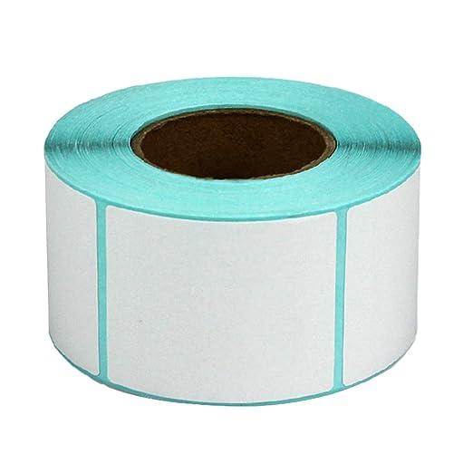Shiwaki Etiquetas Adhesivas De Impresora De Dirección ...