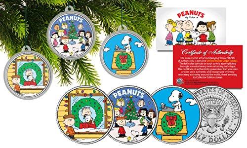 peanuts-christmas-charlie-brown-jfk-half-dollar-3-coin-set-tree-ornaments-snoopy