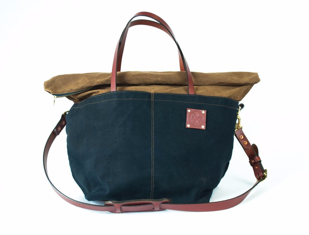 The Craft Weekender Tote Bag by Sturdy Brothers