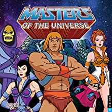 He-Man and the Masters of the Universe 2017 Wall Calendar