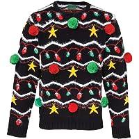 Navidad jersey 3d adultos hombres mujeres Jersey de Navidad Funny
