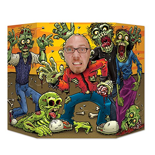 Beistle Zombie Photo Prop 25