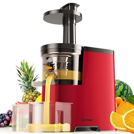 Cosway - Extractor de Just - Licuadora de frutas y verduras de ...