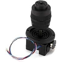 Wivarra 4-Axis Joystick Potentiometer Button Controller for JH-D400X-R4 10K 4D Sealed Rocker Potentiometer